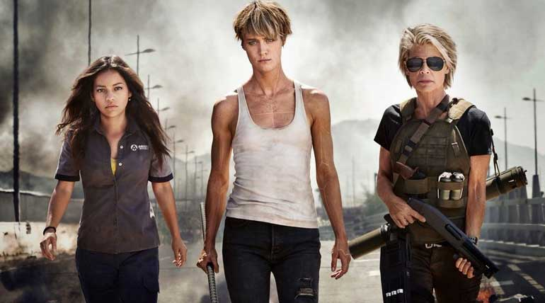 Terminator Dark Fate Tamil Review: Good but not the expected level of Judgement Day