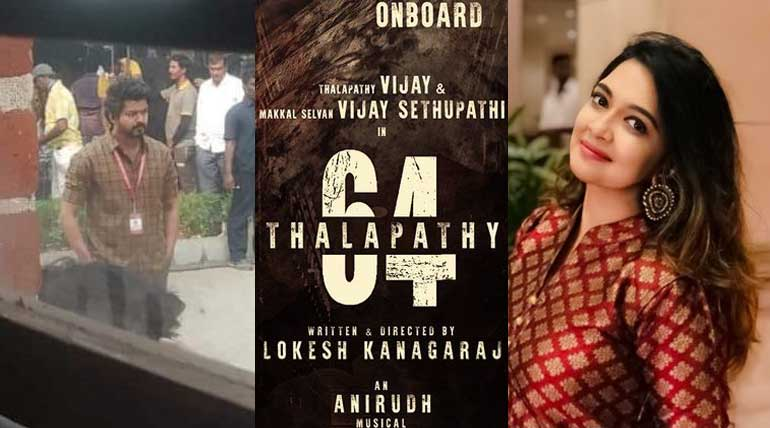 Thalapathy 64 Movie Update: Thalapathy Acting as an Alcoholic Professor