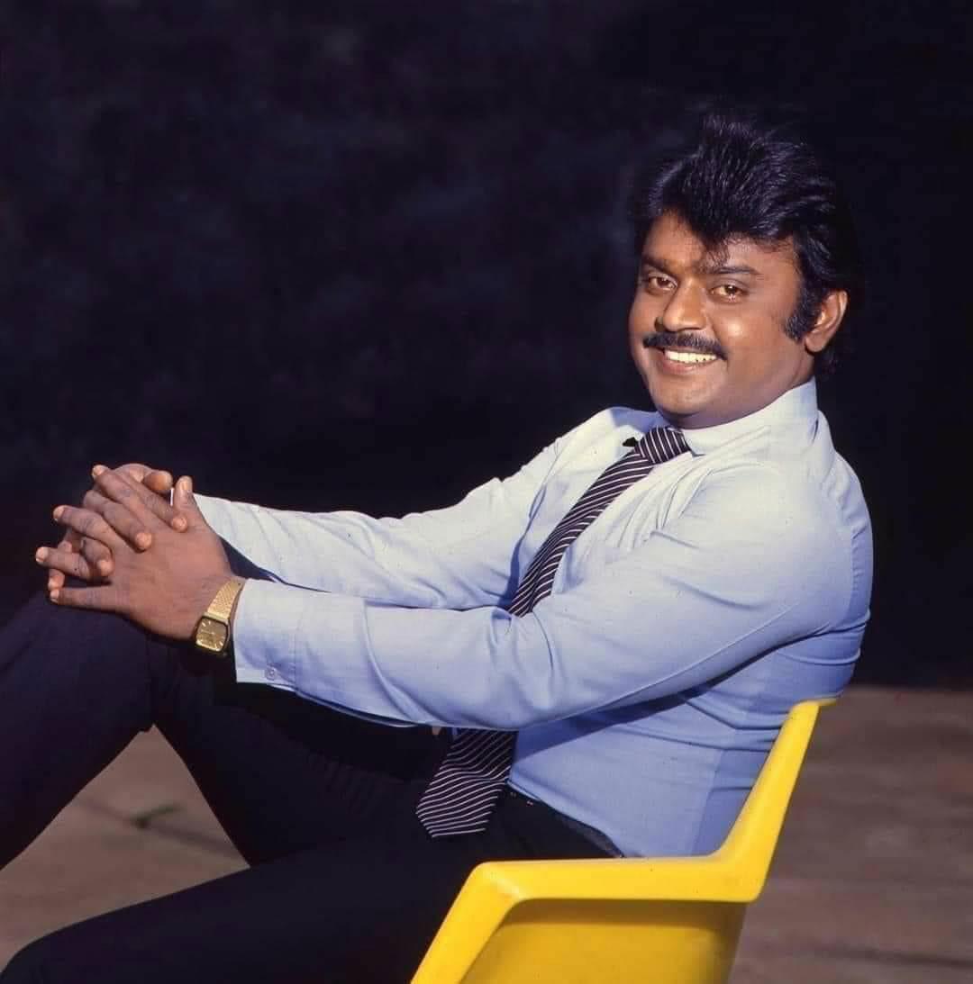 Living MGR Vijayakanth will be always King, not a King Maker Says Premalatha