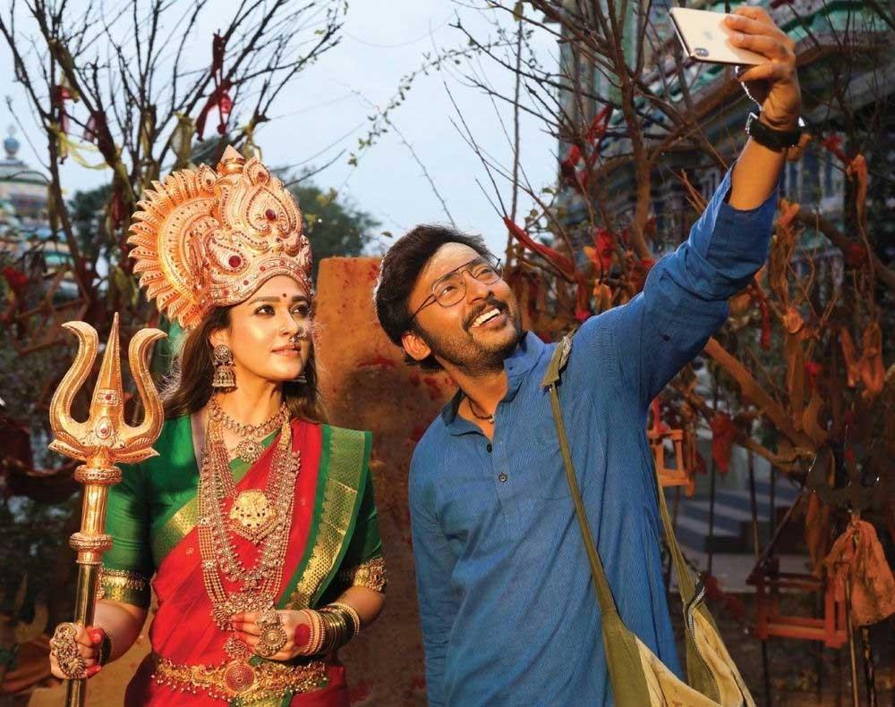 News of Mookuthi Amman Full Movie Online Leaked on TamilMV and Tamilyogi Website