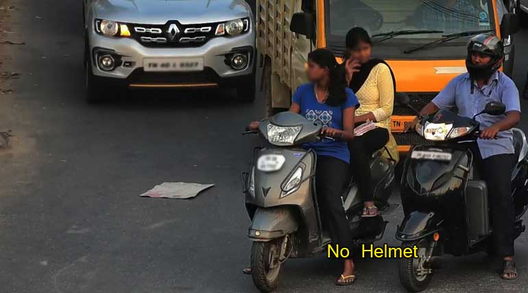 Eyes in the Sky: Coimbatore Traffic HD Camera to Capture Number Plates