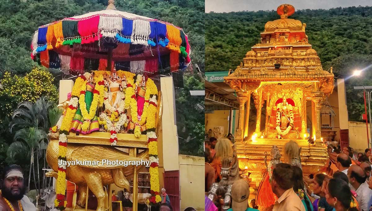 Marudhamalai Murugan Temple Thaipusam Festival 2020, Full Schedule Details