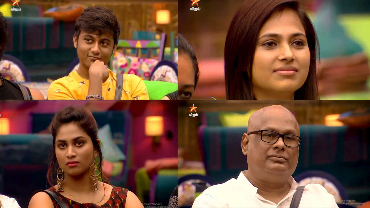 Bigg Boss 4 Tamil Eviction List for First Week - Click to Know