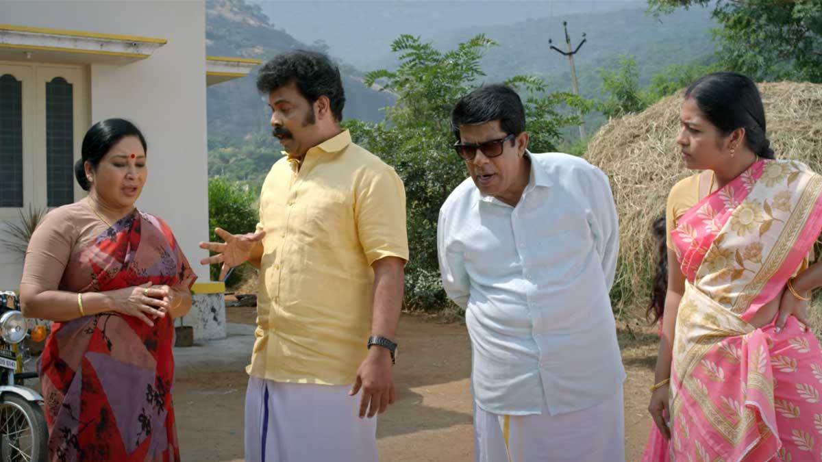 Michealpatty Raja (2021) Tamil Movie Leaked Online