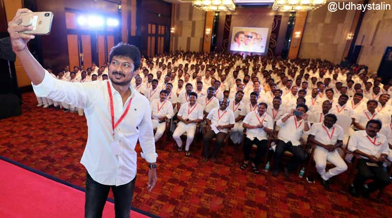 DMK Youth Wing Secretary Udhayanidhi Stalin Proposed 12 Principles