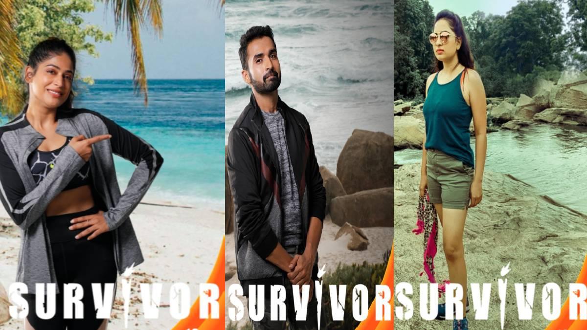 Survivor Tamil: Arjun's Survivor Reality Show Contestants List Details