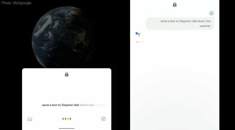 Google Assistant Future Update Will Allow To Send Text Messages from Lock Screen