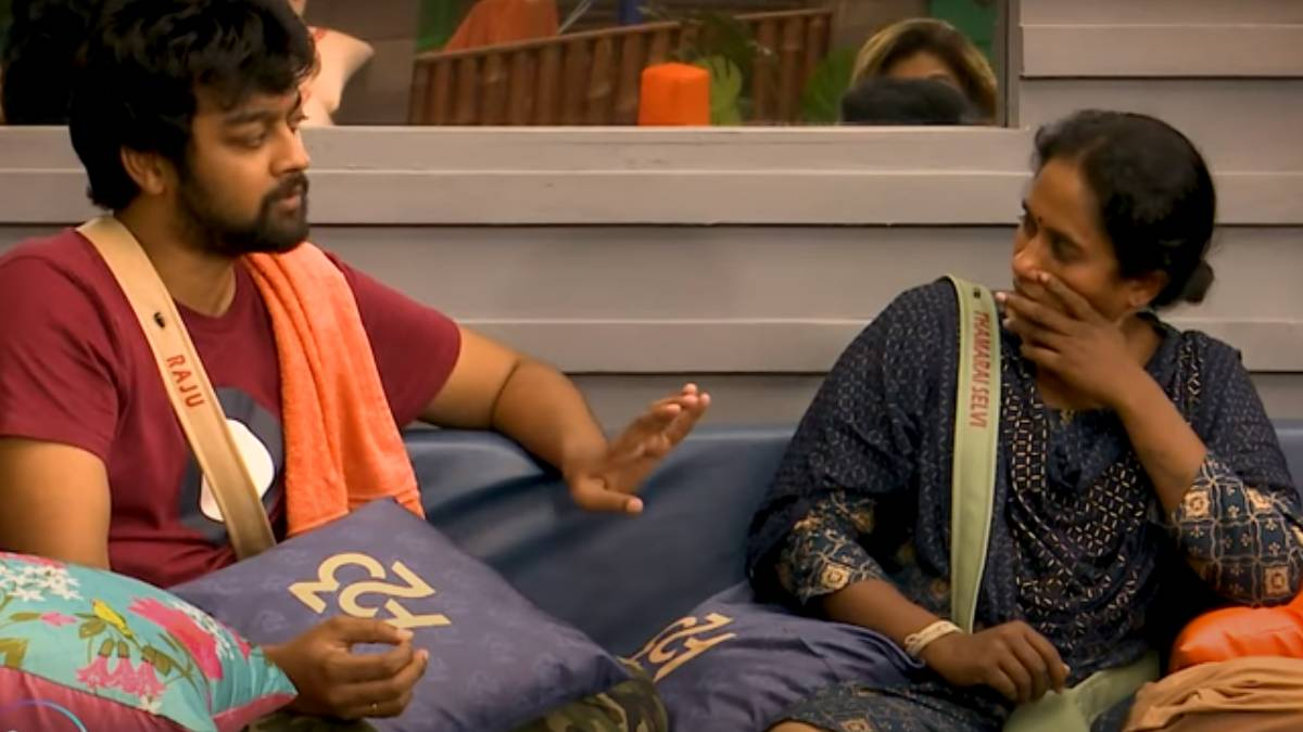 Bigg Boss Tamil 5 Day 2 Highlights: Is It A Copy of Sandy And Kavin?