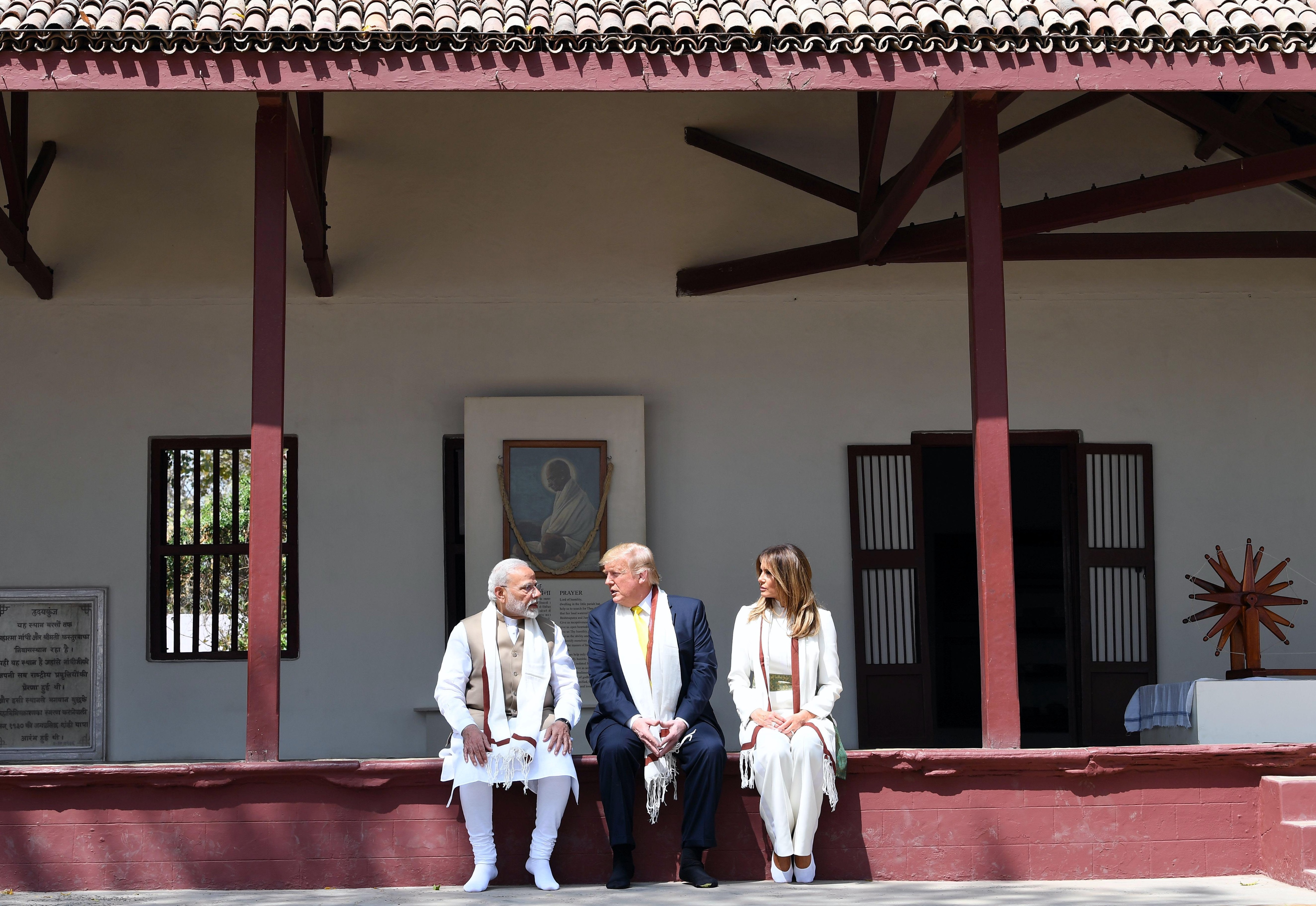 President Donald Trump's Visit to India: What Happened So far?