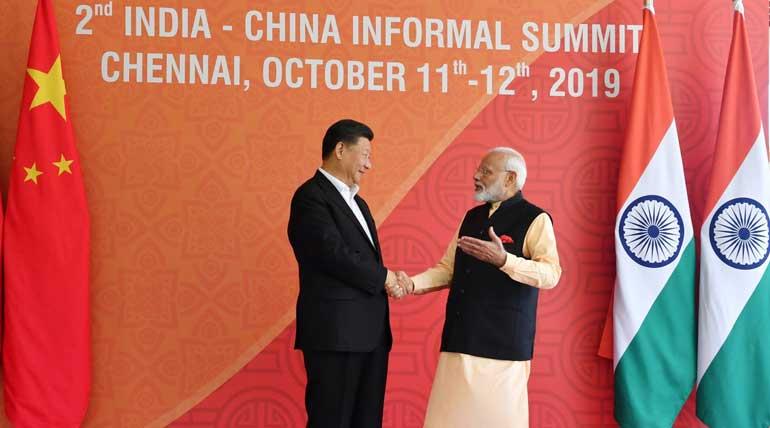 Narendra Modi and Xi Jinping proposed collaboration