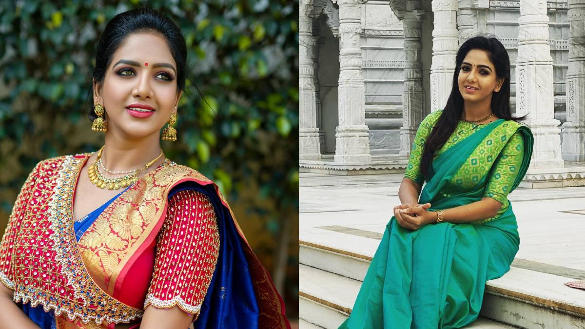Bigg Boss 5 Tamil Contestant Pavni Reddy Biography And Photos