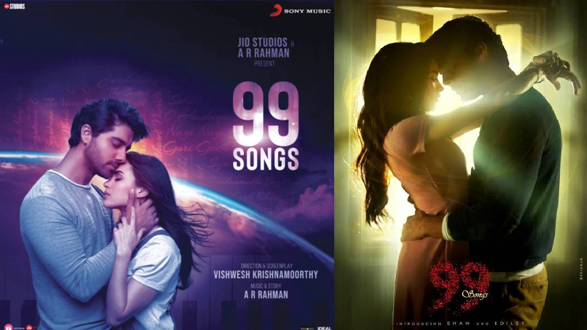 99 Songs (2021) Movie Review : The ode of Love and Music