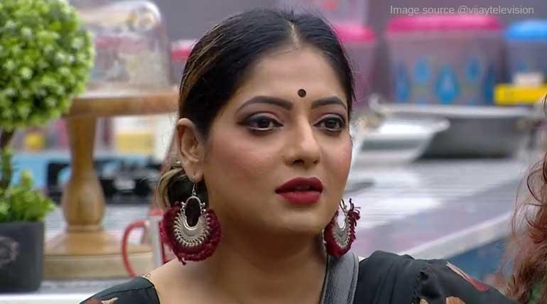 Bigg Boss 3 Tamil Sakshi in Elimination Card, No Secret Room, No Wild Card Entry