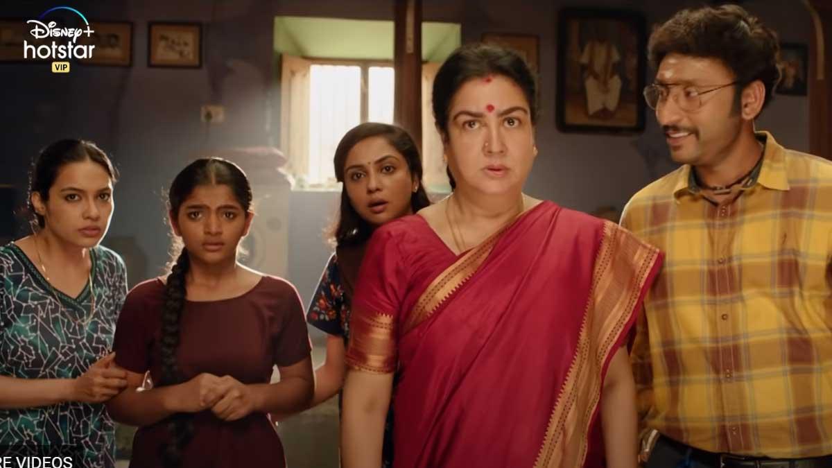 Mookuthi Amman Movie Review: GOD Social Awareness