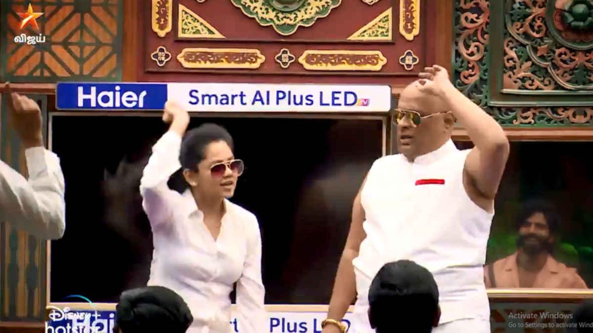 Fights turning into Chemistry-  Bigg Boss Tamil 4 Promo 1