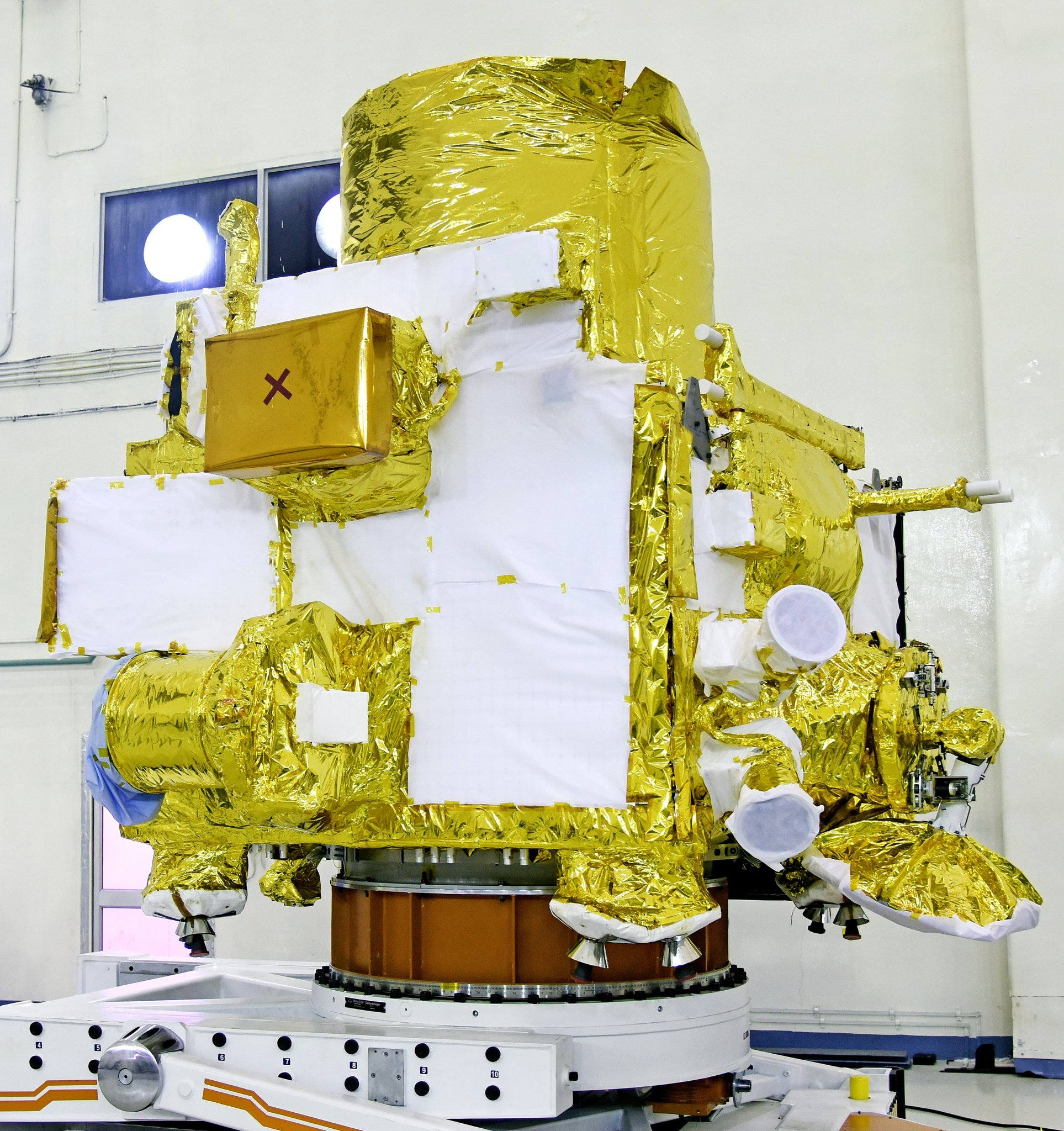 Chandrayaan-2 Will Be The First Attempt to Land On The South Pole of the Moon