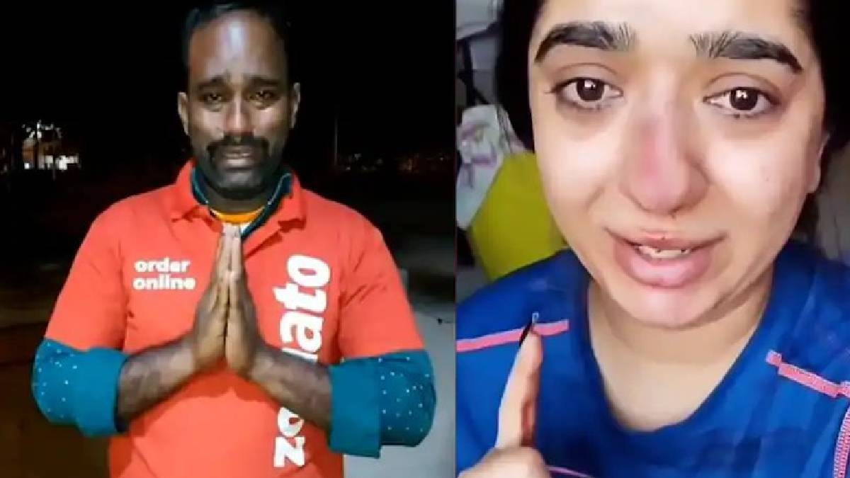 Zomato Bengaluru News update: Case Filed Against Hitesha Chandranee
