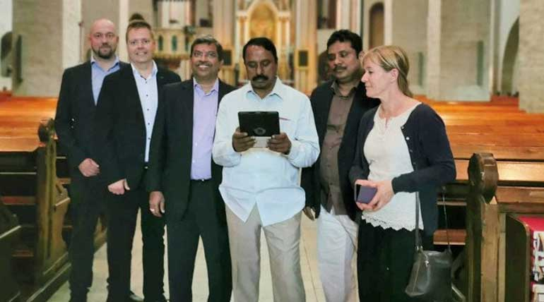 Education Minister Sengottaiyan in Finland to Bring 3D Environment into Tamil Nadu Classrooms