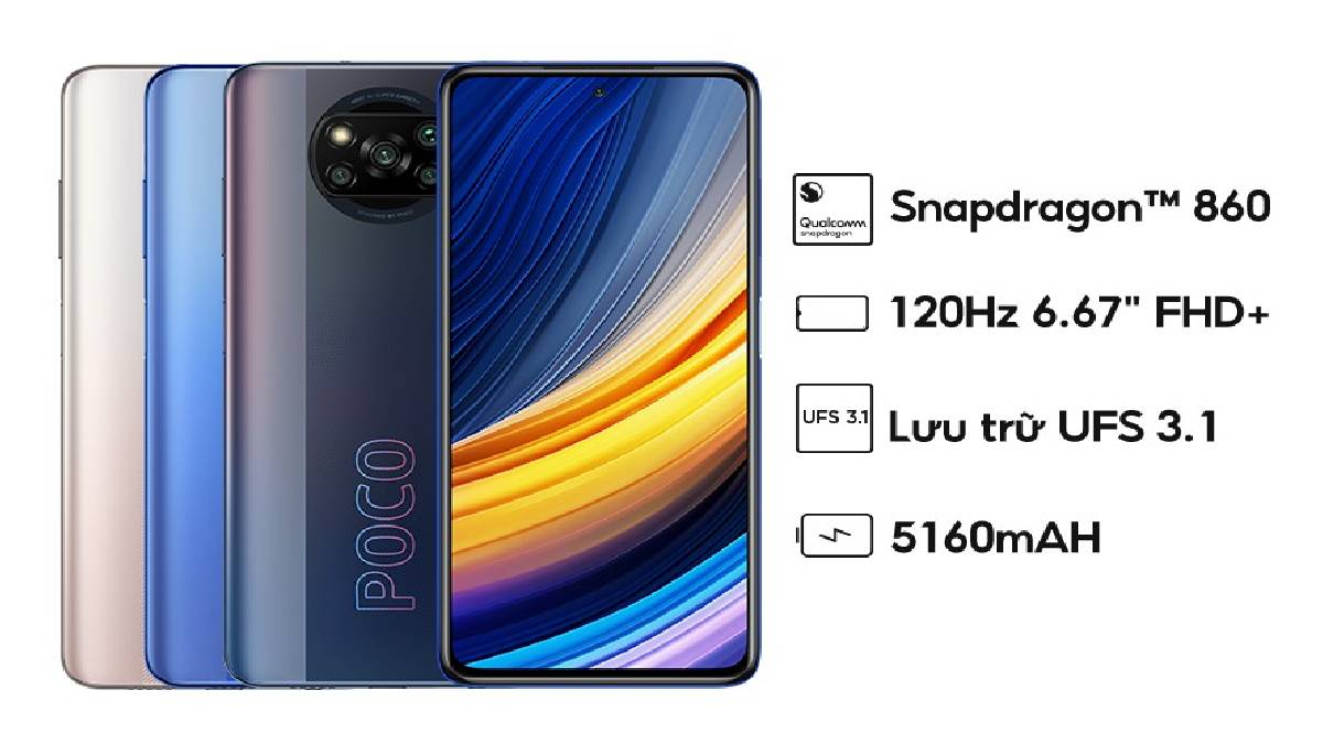 Poco X3 Pro Update : Specifications and Launch date