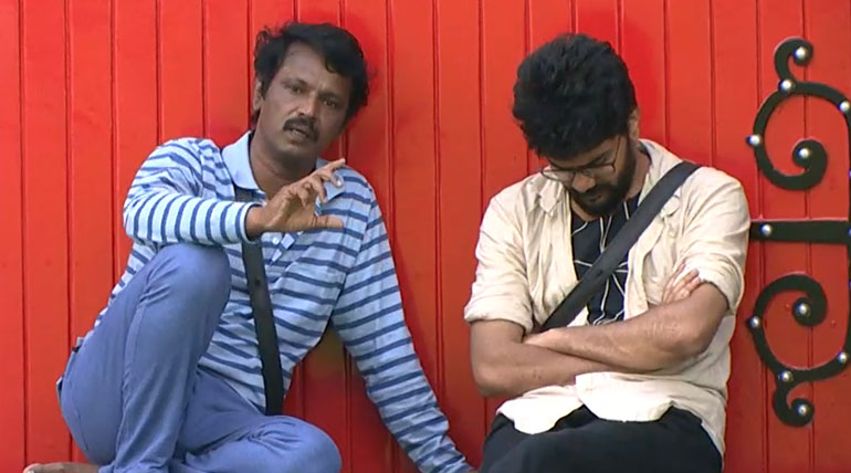 Is Cheran in Bigg Boss Tamil Season 3 Public-Centric
