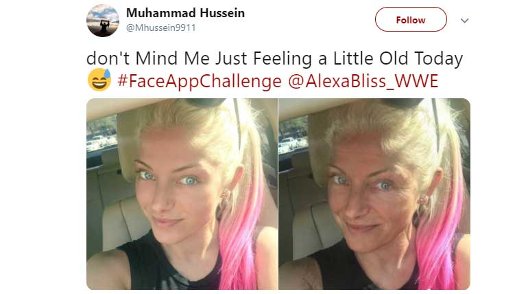 Trending FaceApp AI photo Editor Predicts Exactly your Aged Appearance