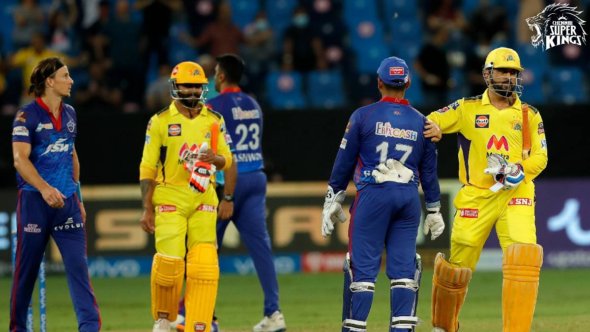 CSK vs DC Highlights IPL 2021: With The Good Hits CSK Entered Finals