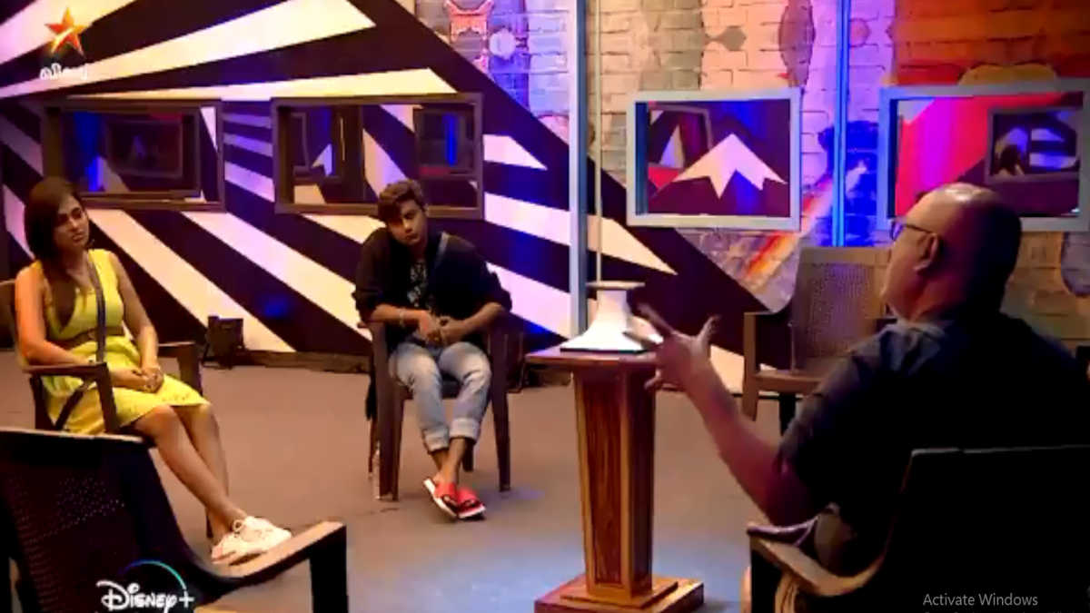 Bigg Boss Today's Promo: Suresh Rocks the BB House