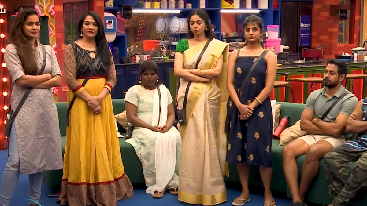 Bigg Boss Tamil 4 First Eviction List announced - know who are all