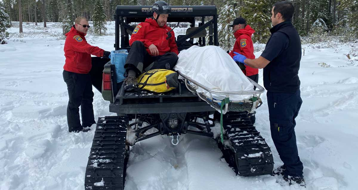 Paula Beth James Survived Six Days in Snow