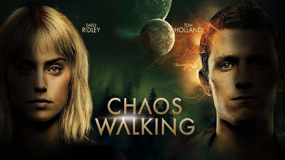 Chaos Walking (2021) Movie review: novel or movie?