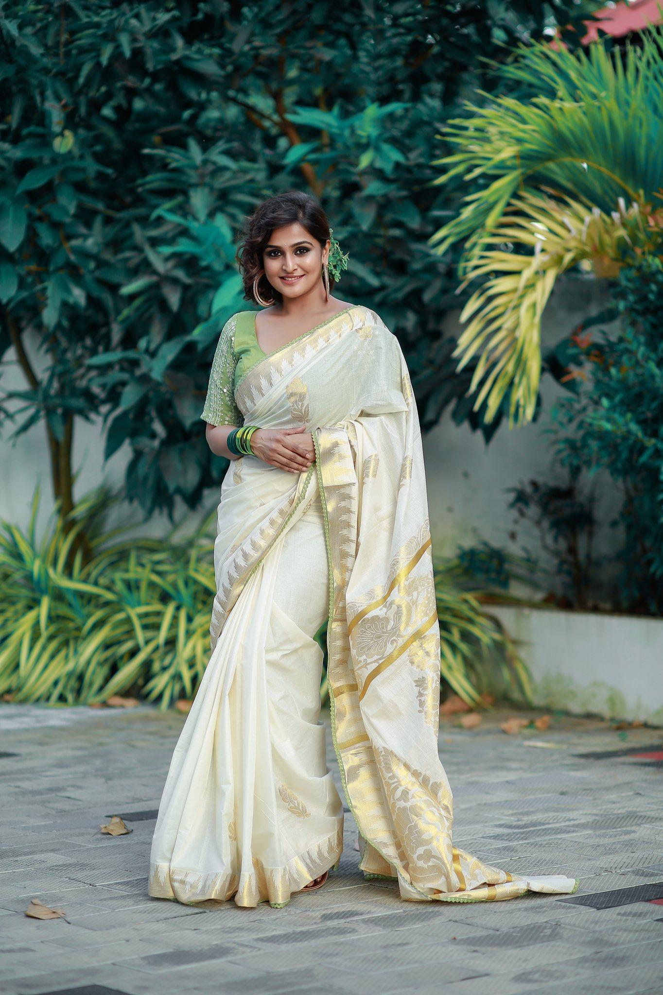 Onam 2020: Actress celebration photos