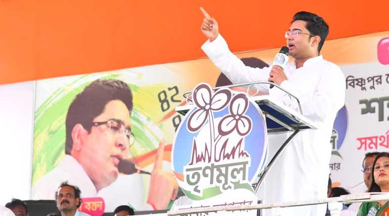 Not Even God Can Save Modi: Nephew of Mamata Banerjee