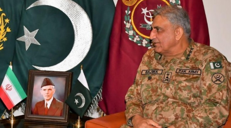 PakistanArmy retired officers sentenced to death by COAS Gen. Qamar Javed Bajwa