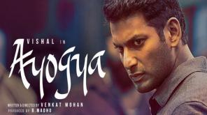 Vishal in Ayogya Movie