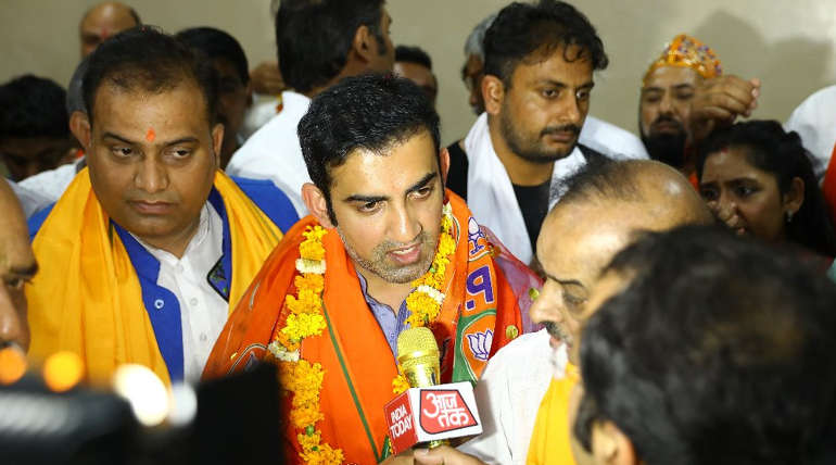 Gautam Gambhir Reacted on Attack of Muslim Man