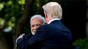 Donald Trump Congratulates Modi