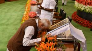 BJP is Set to get the Magic Figure of 124 in Rajya Sabha Election 2021