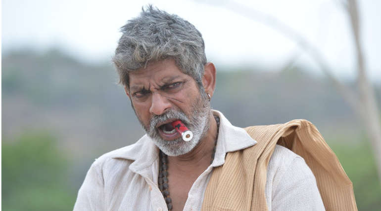 Jagapathi bapu in NGK Movie