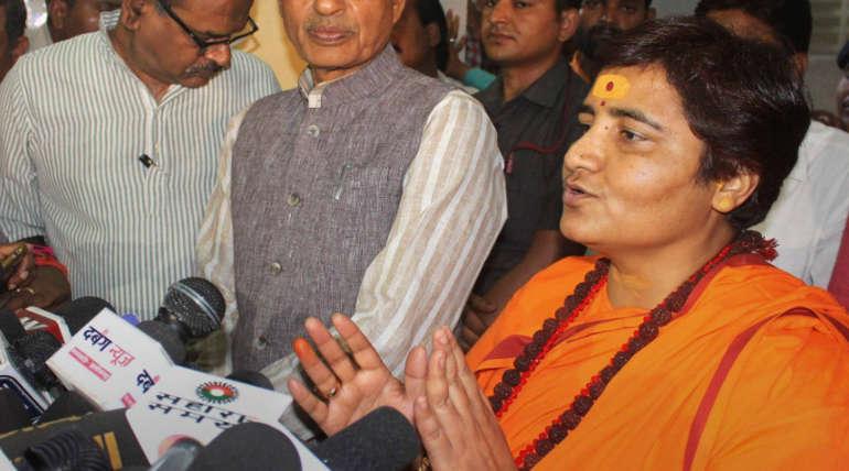 BJP Issues Notice to Pragya Thakur
