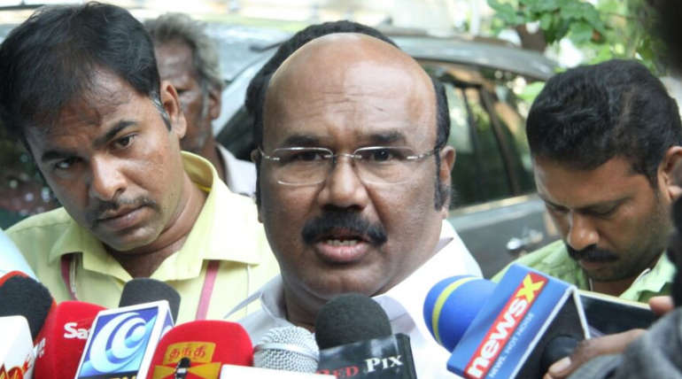 Minister Jayakumar Said DMK Requesting 5 Cabinet Berths from BJP