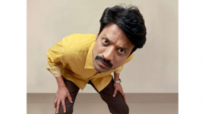 SJ Surya in Tamil Film Monster