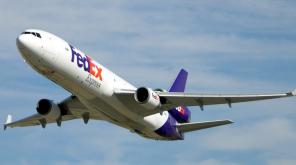 FedEx Airplane