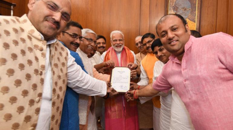 BJP Landmark Victory