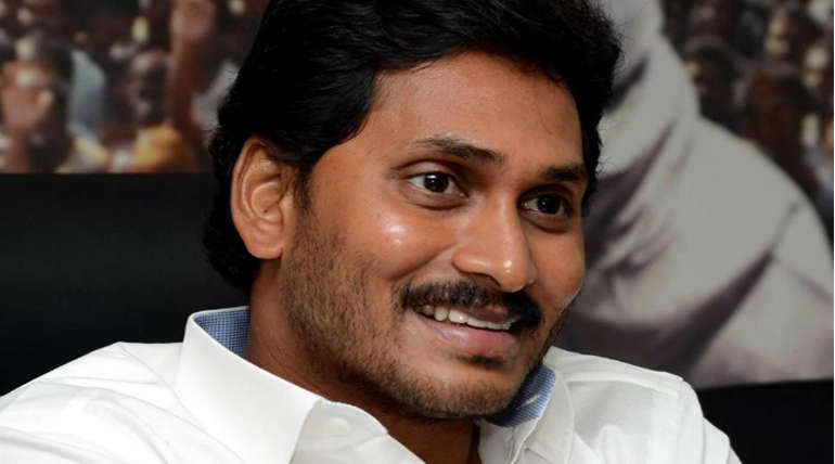 Jagan Mohan Reddy invited ChandraBabu Naidu