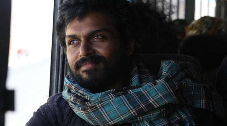 Actor Karthi