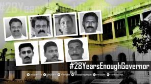 Rajiv Gandhi Murder Convicts