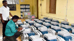 EVM Machines Misplaced in Rani Mary College Counting Centre