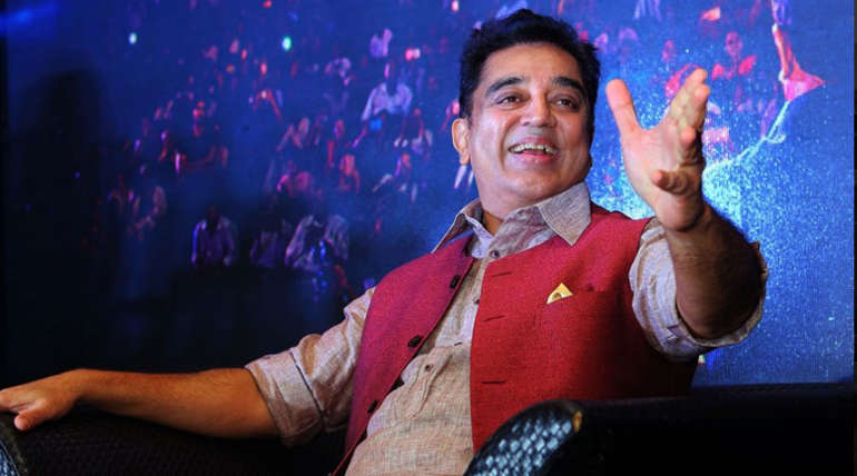 Case registered against MNM Leader Kamal Haasan