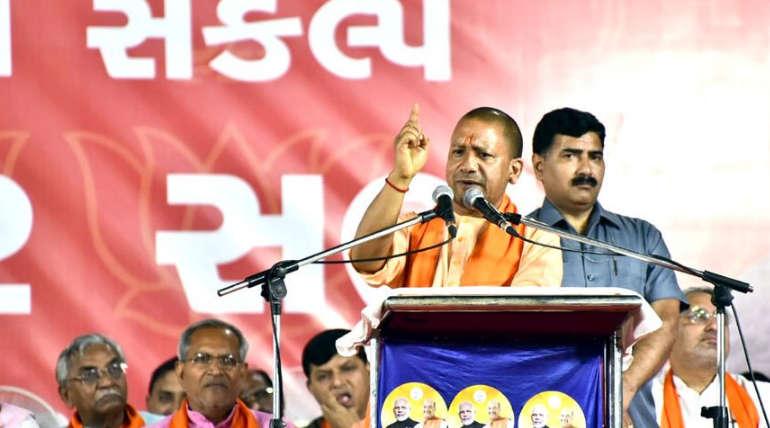 Uttar Pradesh Chief Minister Yogi Adityanath attacked Congress president Rahul Gandhi