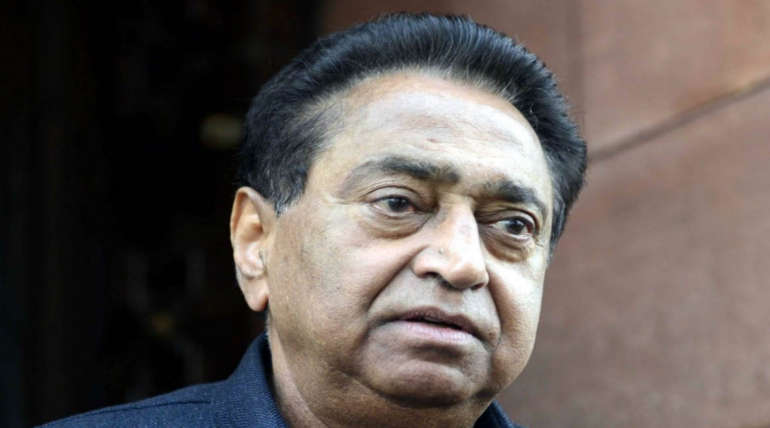 KamalNath in the condition to prove majority